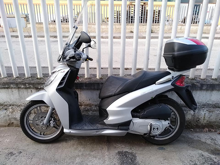 Malaguti Centro 125 cc I.E. anno2009 km12329