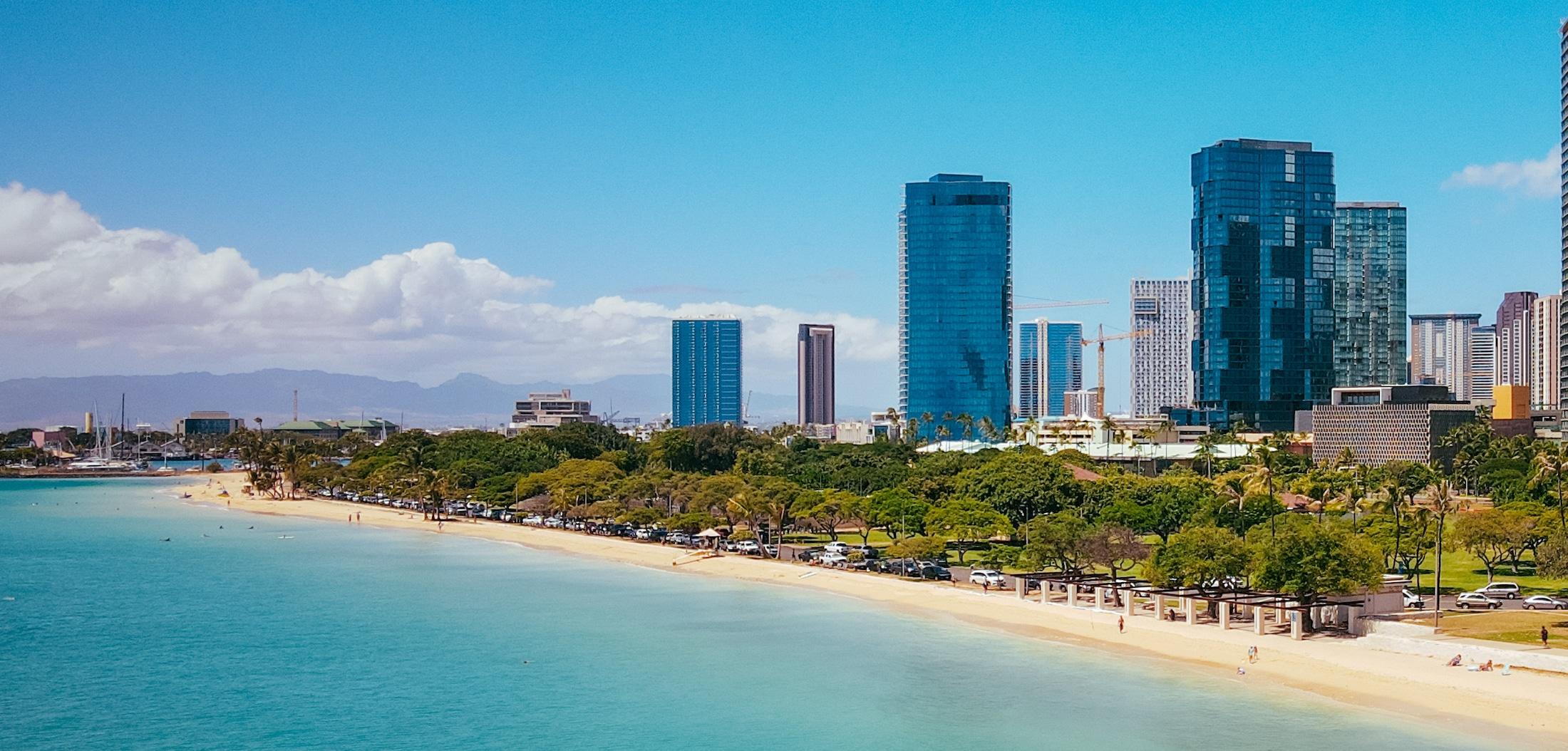 Ala-Moana-Beach-Shoreline
