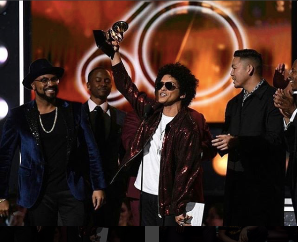 Win tickets to Grammy winner Bruno Mars in concert