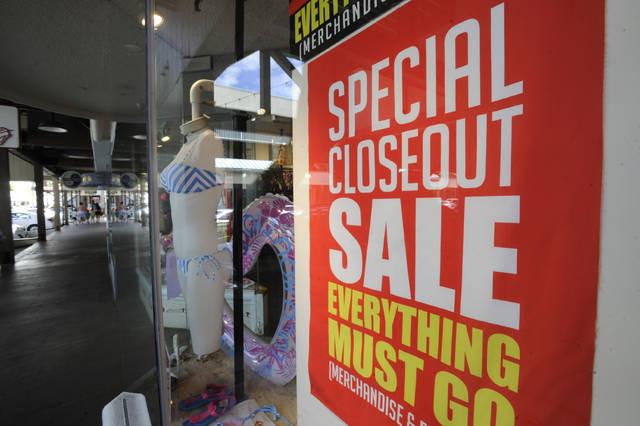Ward Warehouse bids doleful aloha