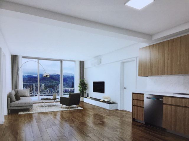 Central Residence F
