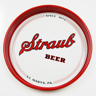 Straub beer tray St. Marys  PA