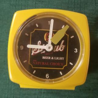 Straub Beer alarm clock