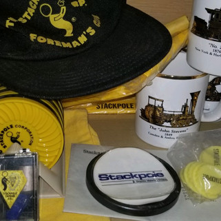 Stackpole Carbon Co. Advertising items