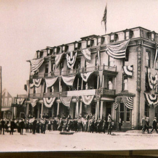 Early Franklin House Hotel St. Marys PA