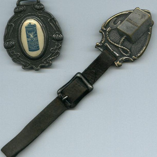 Stackpole Battery Co Watch fobs St. Marys PA