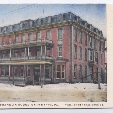 The Franklin House