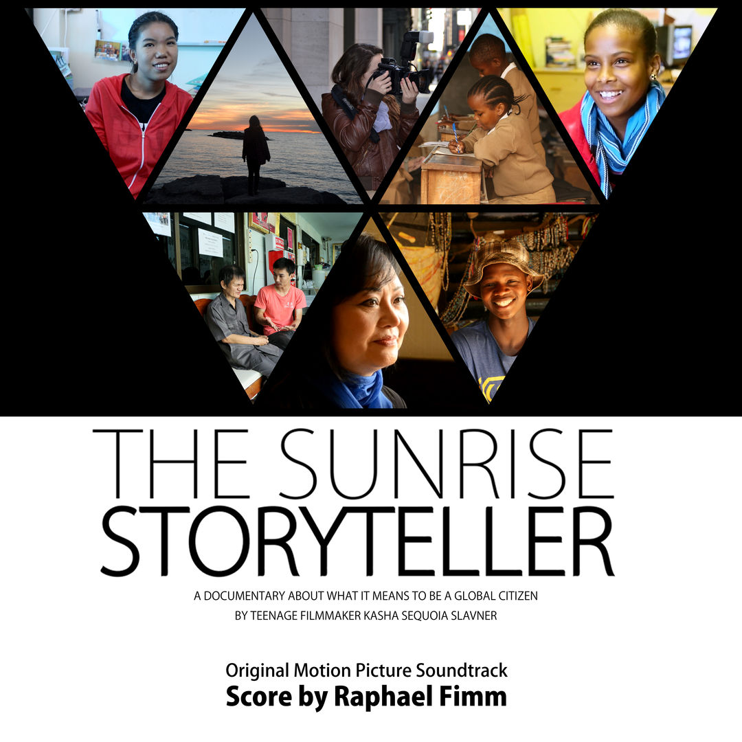 The Sunrise Storyteller - Original Motion Picture Soundtrack