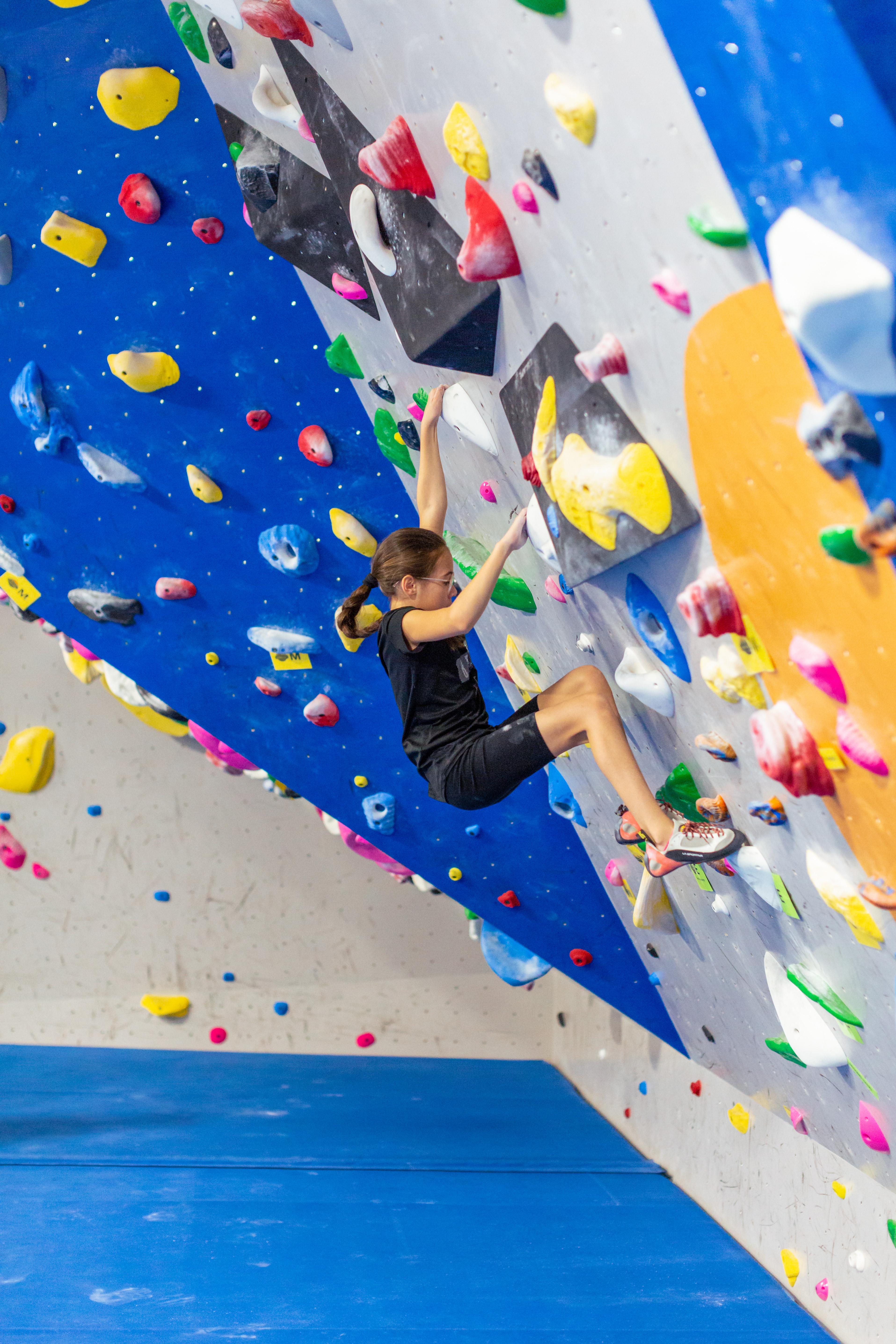 Climbing Club ages 11+