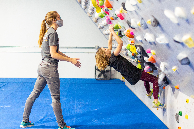 Climbing Club Ages 5-10 (5-6 PM)
