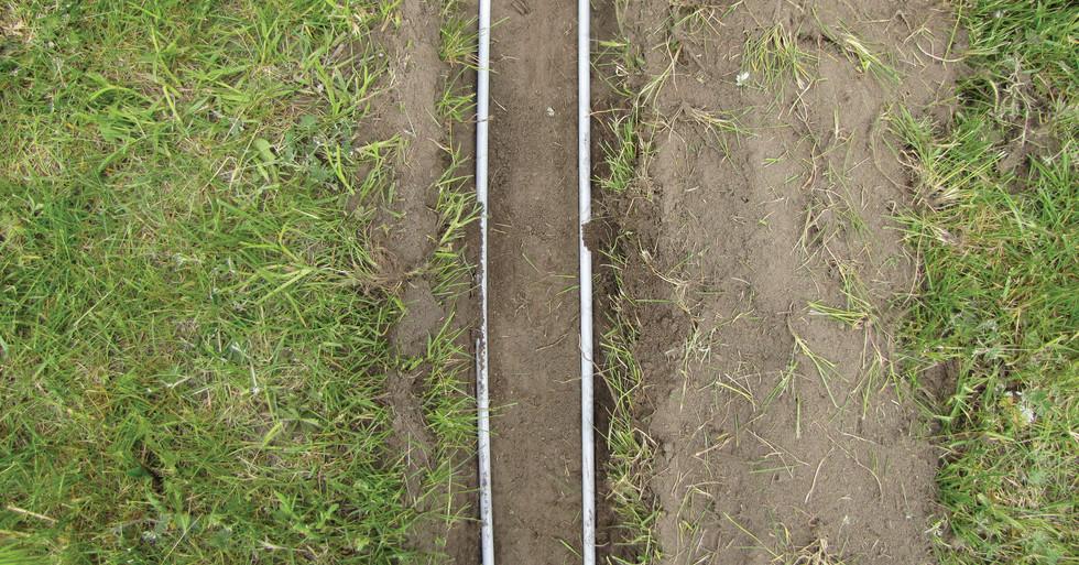 OmniTrax trench