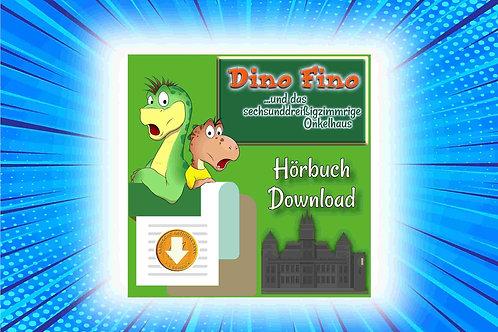 Download-Hörbuch: Dino Fino Buch 3