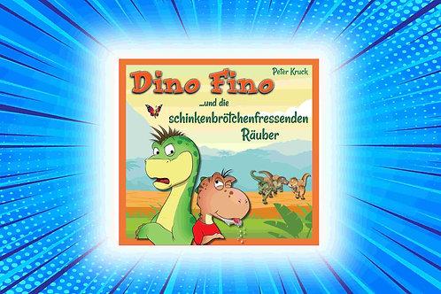 Hörbuch-CD: Dino Fino Buch 1