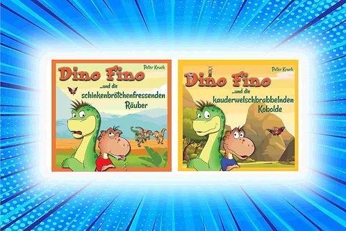 "CDs-Paket ""Ricky"": CD-Hörbücher (Buch 1 und 2)"