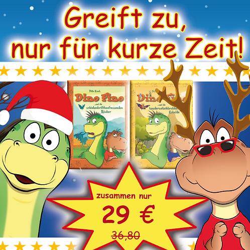 Super-Sonder-Special: Buch 1 und 2 im Echsnachten-Paket