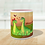 Thumbnail: Tasse Dino & Sauriah m. Hintergrund
