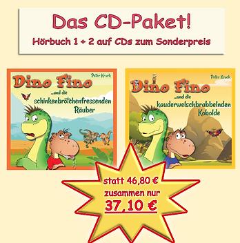 """Kombi-Paket """"Ricky"""": CD-Hörbücher (Buch 1 und 2)"""