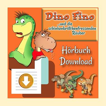 Dino Fino Buch 1: Hörbuch zum Download