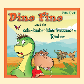 Dino Fino Buch 1: Hörbuch auf drei CDs