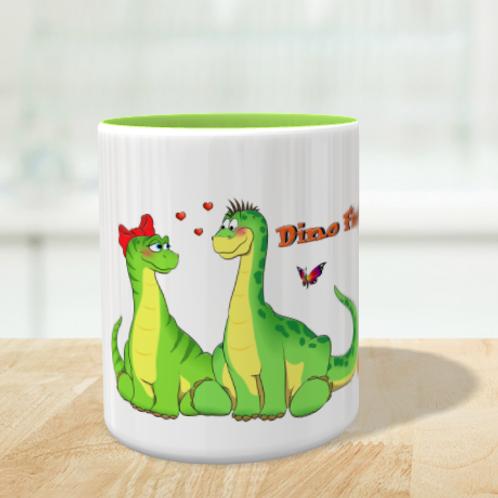 Tasse Dino & Sauriah
