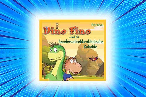 Dino Fino Teil 2:  Hörbuch auf fünf CDs