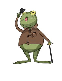 Harvey Toadman