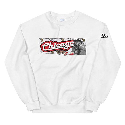 Classic Chicago TinTan Unisex Sweatshirt