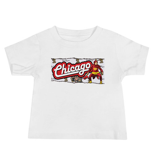 Chicago CH Baby Jersey Short Sleeve Tee