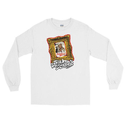 Capulina Hollywood Men's Long Sleeve Shirt