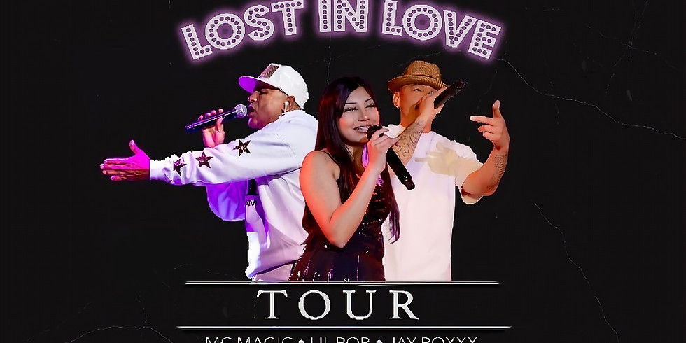 LOST IN LOVE TOUR