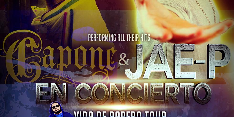 JAE P & CAPONE en concierto DETROIT