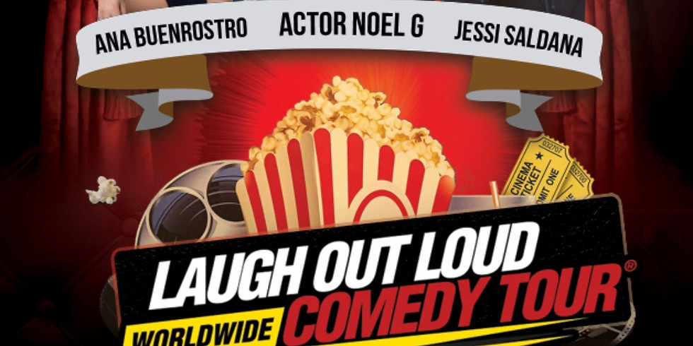 LAUGHT OUT LOUD WORLDWIDE COMEDY TOUR