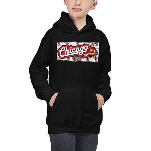 Chicago CH Kids Hoodie