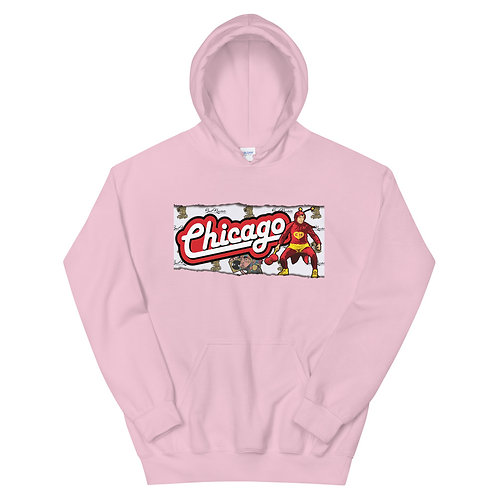 Classic Chicago Chavo Unisex Hoodie