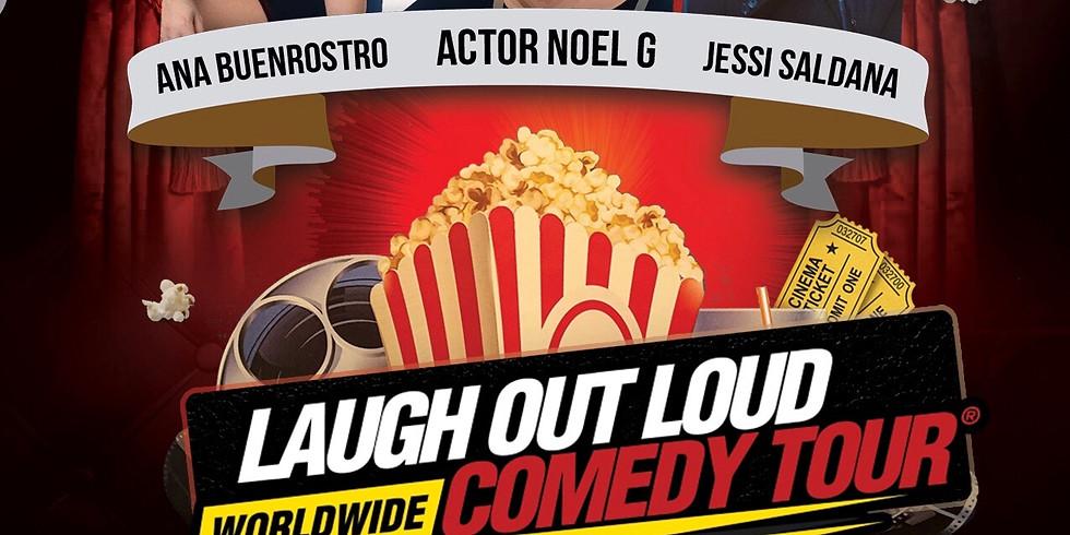 LOL Comedy Tour JOLIET