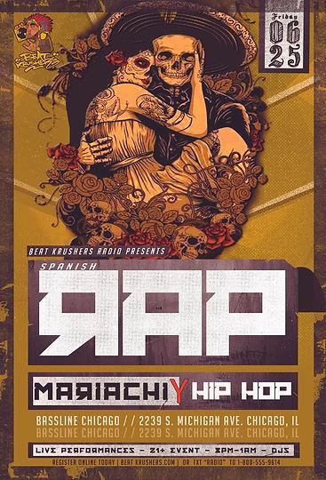 Spanish Rap Bassline Flyer.jpg