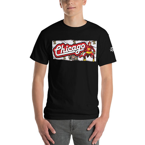 Classic Chicago Chavo Short Sleeve T-Shirt