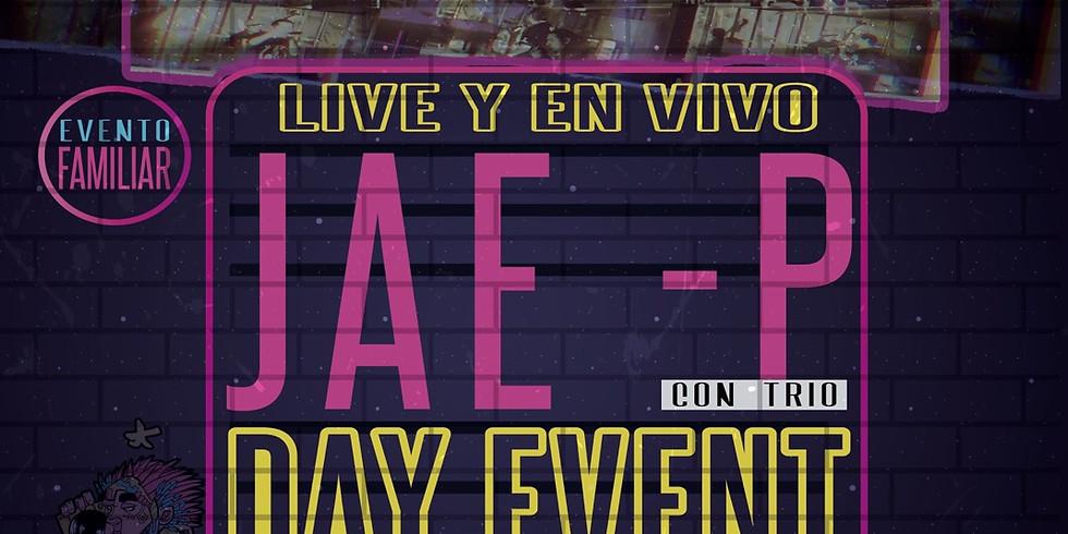 JAE-P LIVE / Sunday Sep13th