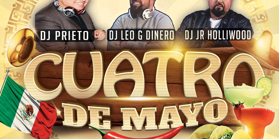 May 4th (Tequila Taco Tuesday) Live Band & DJs