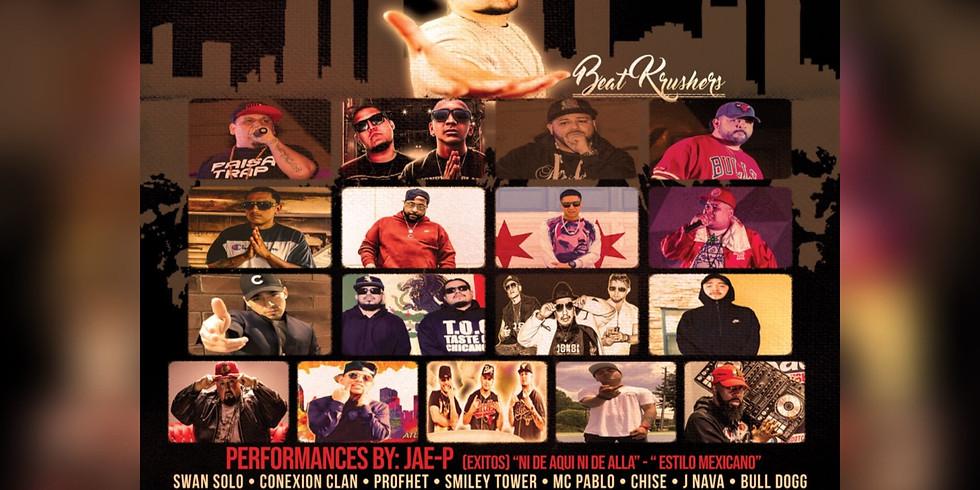 Atlanta Latino Hip Hop Fest  ATL2k20