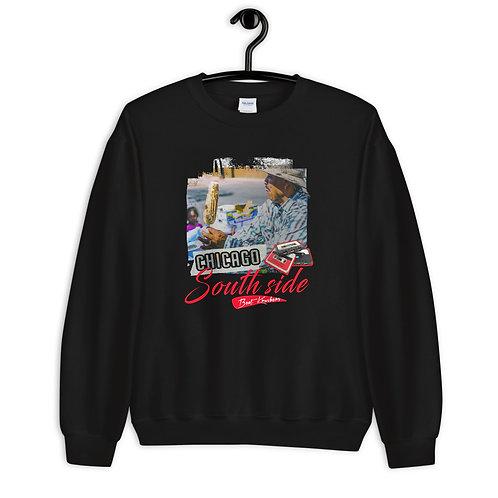 Elote Man Mixtape Unisex Sweatshirt