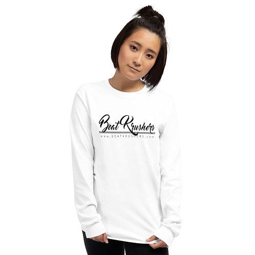 Beat Krushers Unisex Long Sleeve Shirt