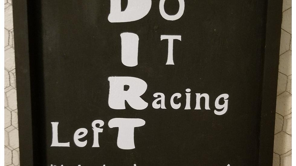 Dirt- Do it racing left