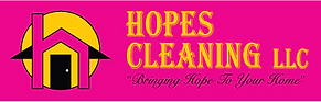 Hopes Cleaning LLC Via http://www.hopescleaningllc.com