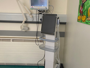 Craigavon Hospital Belfast get delivery of 3 Mindray TE7 ultrasound systems