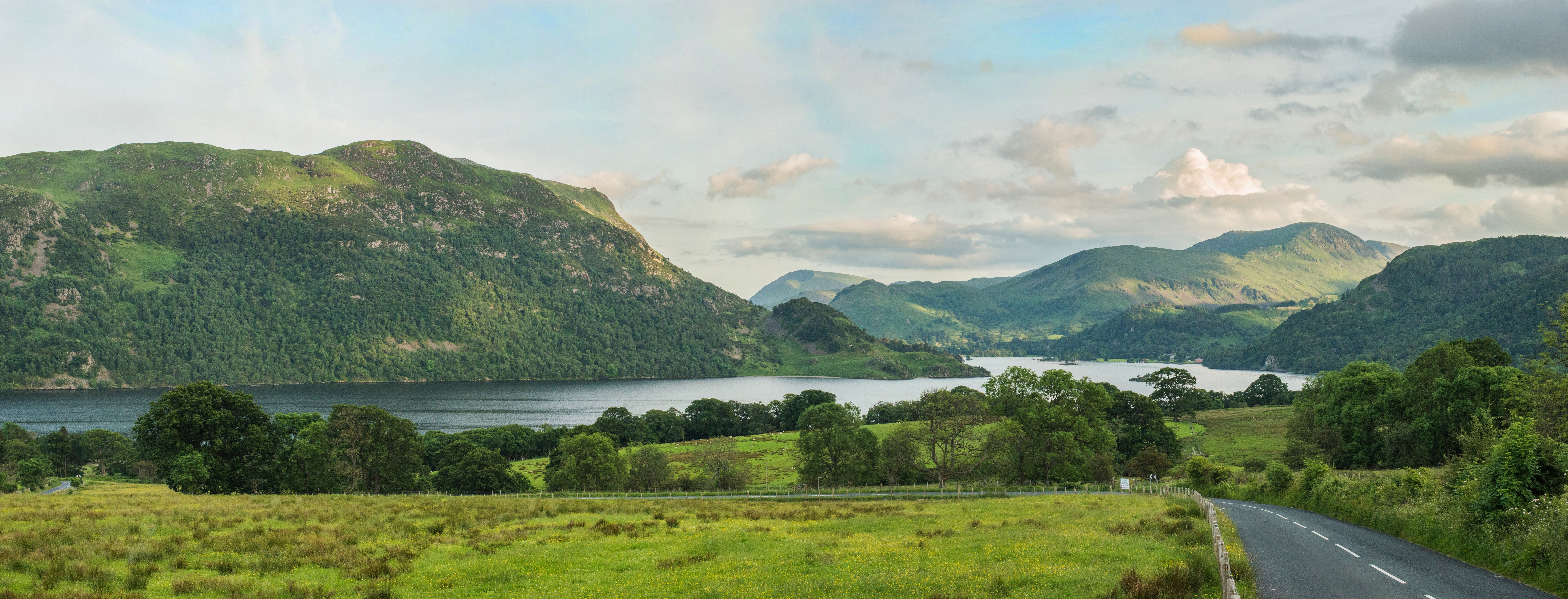 Ullswater from Parkbrow