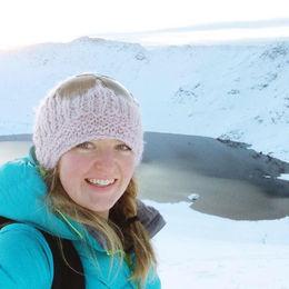 Charlene Bell, Helvellyn, Redtarn, Snowy Mountain, Lake District