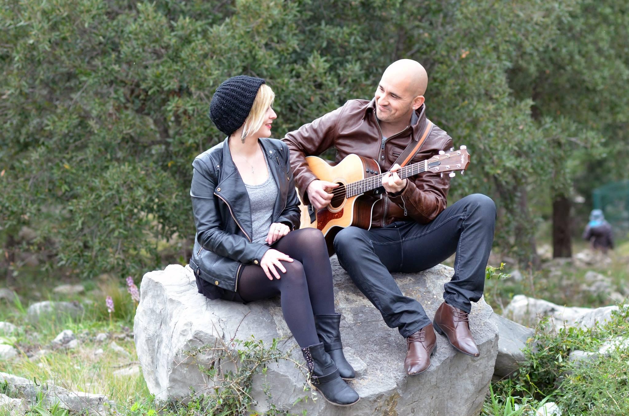 guitare-voix reprises musique
