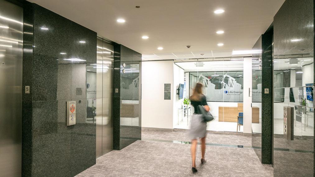 Elevator Banks