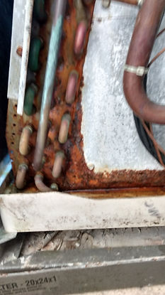 Rusted Coil